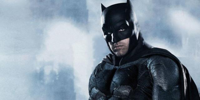 Why Ben Affleck Is No Longer Directing THE BATMAN