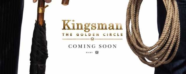 kingsman 2 logo