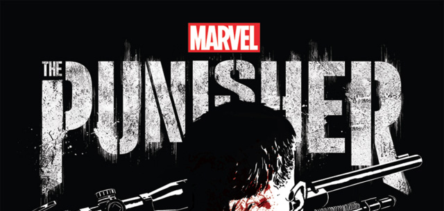 The Punisher Netflix Poster