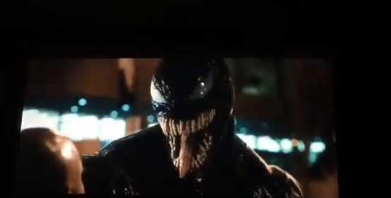 Venom - Foto Vazada do Filme