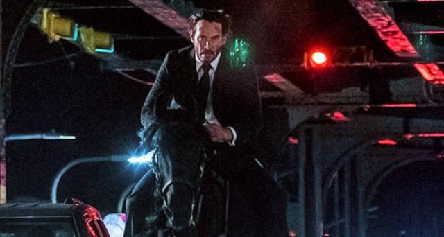 John Wick 3 Parabellum Star Keanu Reeves Rides Back Into