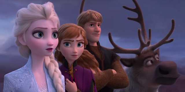 Frozen 2 - Teaser Trailer Oficial