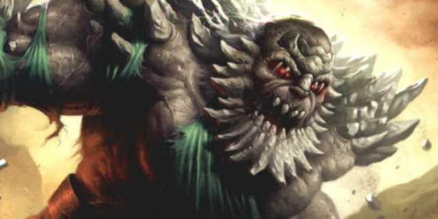 Batman V Superman Dawn Of Justice Concept Art Offers A Monstrous