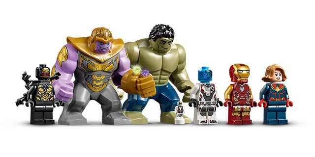 Avengers Endgame Lego Set Descriptions Revealed Including Ultimate