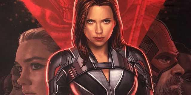 Black Widow Natasha Romanoff Takes The Fight To Yelena