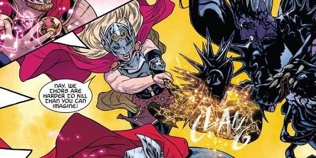 Thor Love And Thunder Star Natalie Portman Talks Mcu Return