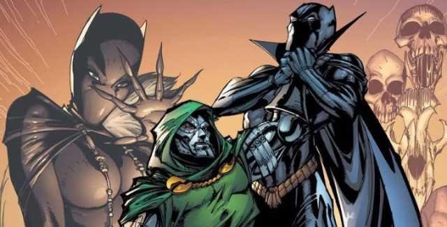 Resultado de imagem para doctor doom in black panther 2