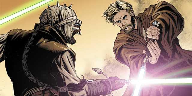 OBI-WAN KENOBI: Legends Character A'Sharad Hett Was Set To Be The Lead Villain Before Creative Changes