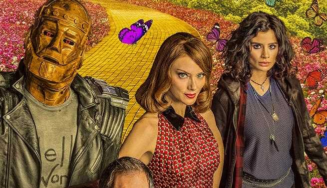 Doom Patrol Season 2 Trailer Introduces New Villains Red Jack