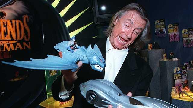 Batman Forever Director Joel Schumacher Is Dead At 80