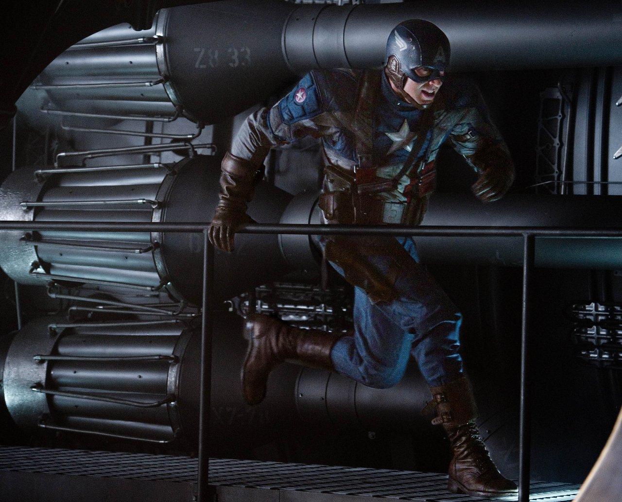 Hi-Res Captain America Pic2