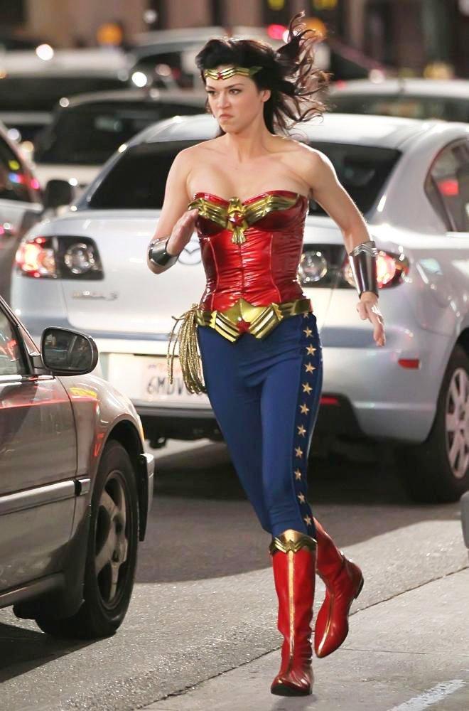 Wonder Woman New Wonder Woman TV Show Pictures - Wonder
