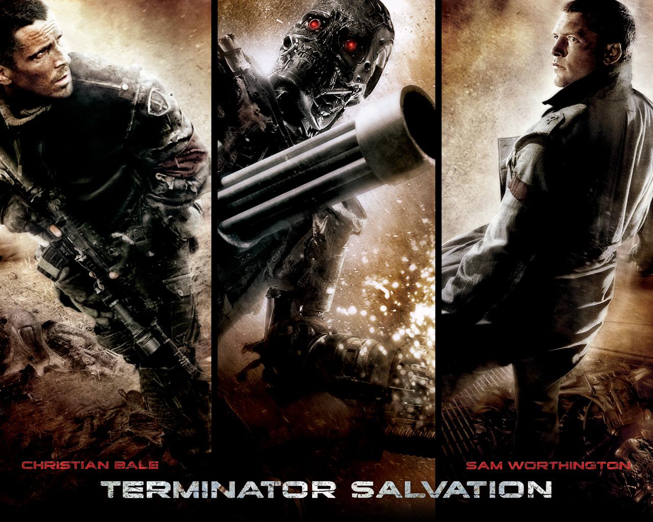Terminator Terminator Salvation Wallpaper 1 Wallpaper