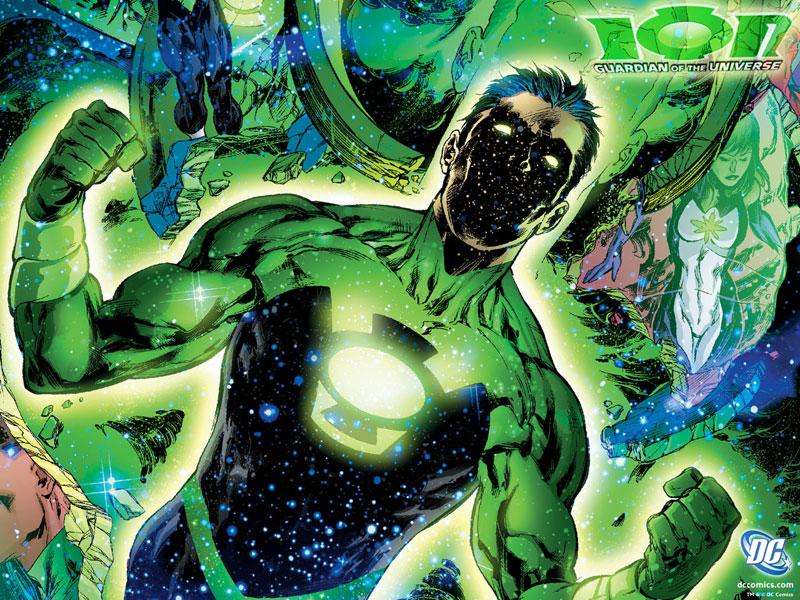 Green Lantern Wallpaper by