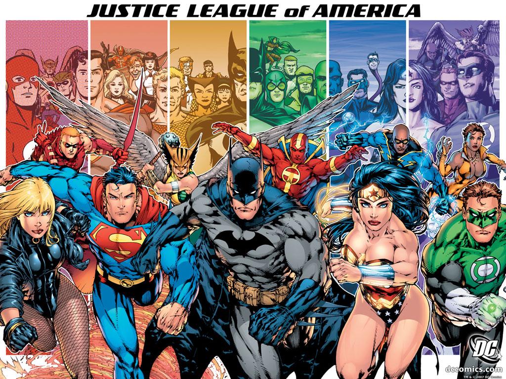 Justice Leage 7 Wallpaper